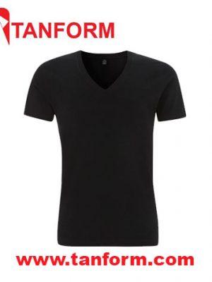 تی شرت دو رو پنبه