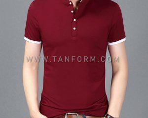 تی شرت مردانه یقه دار