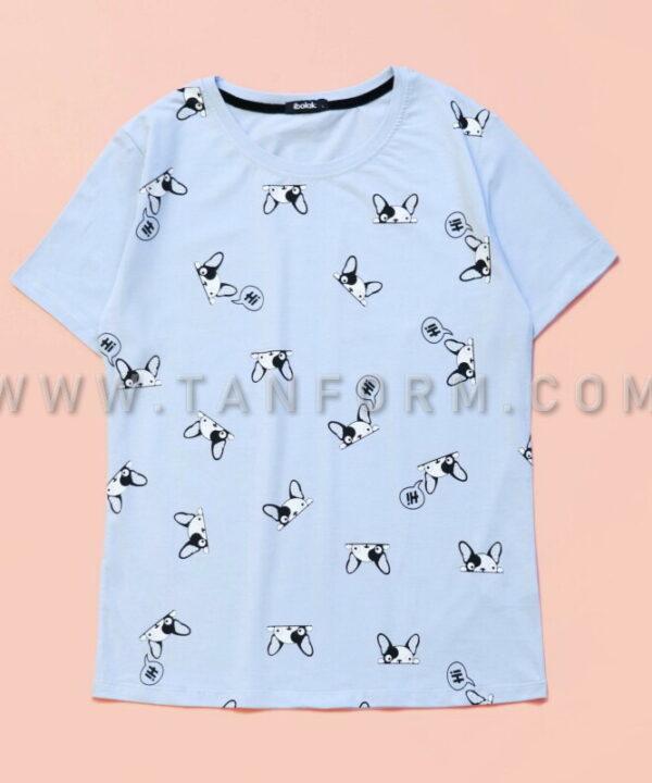 تولید تی شرت نخی